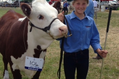 Sophie Inverell Show 2015